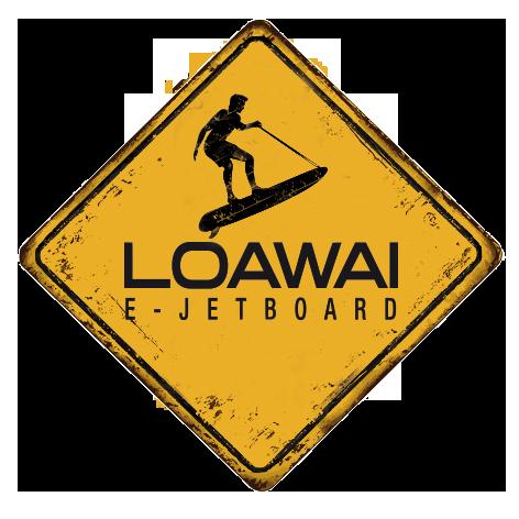 LOAWAI e-jetboard